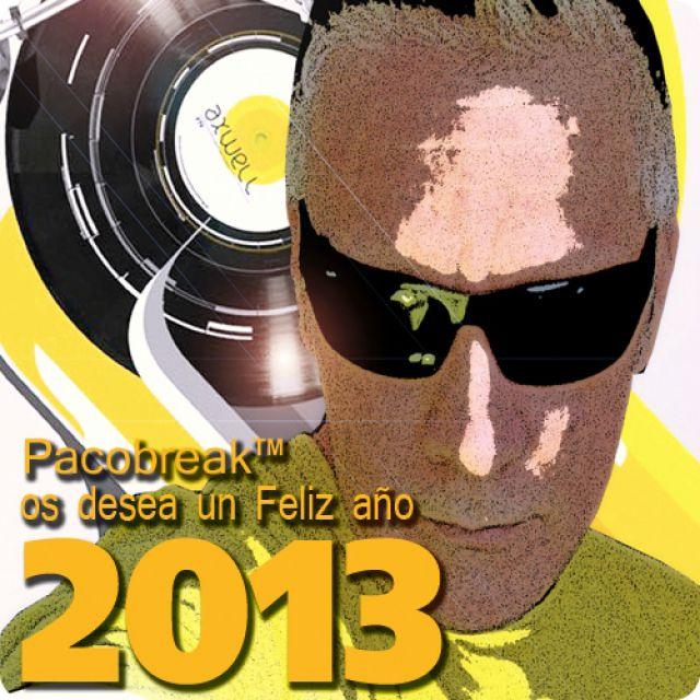 Pacobreak™ os desea Feliz 2013