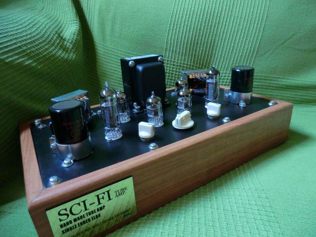 1st. Tube Amplifier