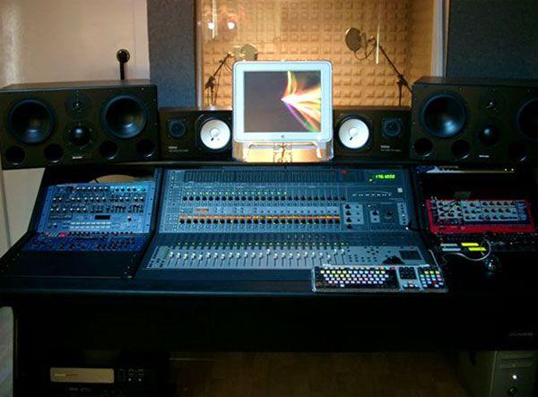 Soul Lab - Estudio de Grabación en Marbella. ProTools HD, Neumann, Focusrite