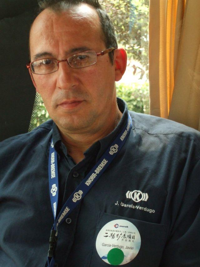 Javier Garcia - Verdugo Sanchez - 43352