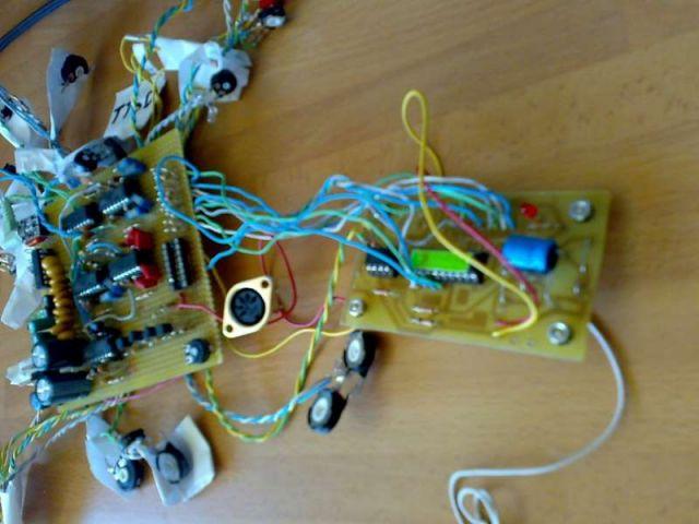 2TO prototipo de percusión analogico