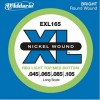 D'Addario EXL220-5 Super Light 5-String