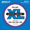 D'Addario EXL280 XL Nickel Wound Medium
