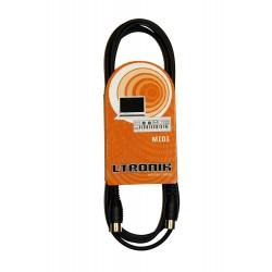 L-Tronik L-TRONIK cables CMIDI 3M