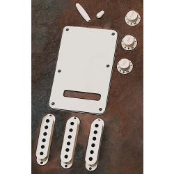 Fender Kit Accesrorios  Stratocaster Parchment