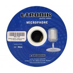 L-Tronik L-TRONIK cables BOBINA MICROFONO QUAD (BRONCE)