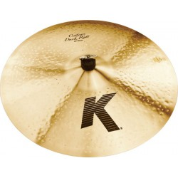 "Zildjian 18"" K-Custom Dark Ride"