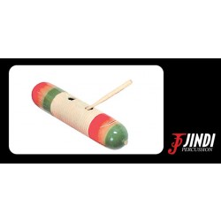 JND JDP-166 güiro de madera, grande