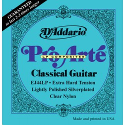 D'Addario EJ44LP - Pro-Arte Lightly Polished Composite