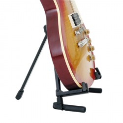 "König & Meyer 17550-000-35 - Soporte Guitarra ""Memphis Travel"" anodizado"