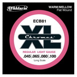 D'Addario ECB-81 Long Scale [45-100 ]
