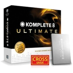 NATIVE INSTRUMENTS KOMPLETE 8 ULTIMATE CRG DESDE MASCHINE, KORE, REAKTOR...