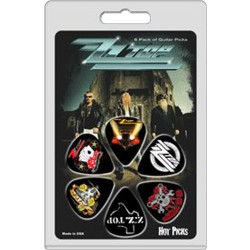 Hot Picks HOT PICKS ZZ TOP