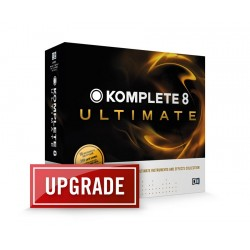 NATIVE INSTRUMENTS KOMPLETE 8 ULTIMATE UPG