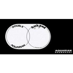 Aquarian AQUARIAN DKP2 Kickpad doble