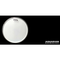 """Aquarian AQUARIAN CC16 Classic Clear 1 capa trans. 16"""""""