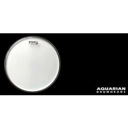 """Aquarian AQUARIAN CC22 Classic Clear 1 capa trans. 22"""""""