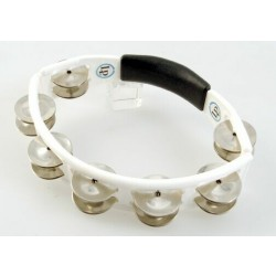 Latin Percussion Pandereta Cyclops LP152 Blanca