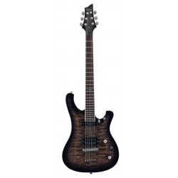 Schecter 006 ELITE TRANS BLACK