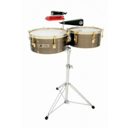 Latin Percussion Timbales Karl Perazzo Signature Series LP257-KP