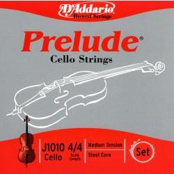 D'Addario Clásica J1010 Prelude 4/4 M