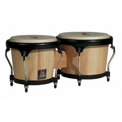 Latin Percussion Bongó Aspire LPA601-AW Natural Wood