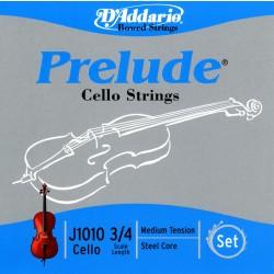 D'Addario Clásica J1010 Prelude 3/4 M