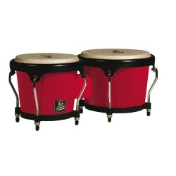 Latin Percussion Bongó Aspire LPA601-RW Red Wood
