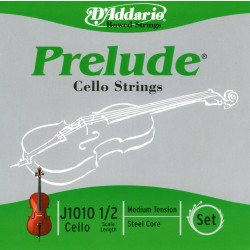 D'Addario Clásica J1010 Prelude 1/2 M