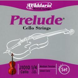 D'Addario Clásica J1010 Prelude 1/4 M
