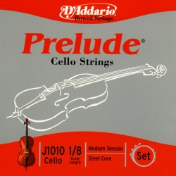 D'Addario Clásica J1010 Prelude 1/8 M