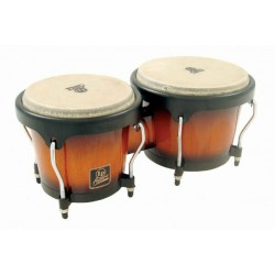 Latin Percussion Bongoes Aspire LPA601-VSB Vintage Sunburst