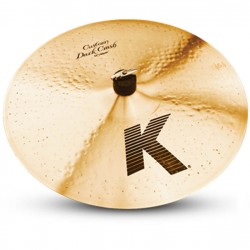 "Zildjian China Dark 17"" K Custom"