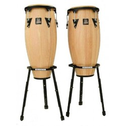 Latin Percussion Set Conga Aspire Wood  LPA647B-AW Natural
