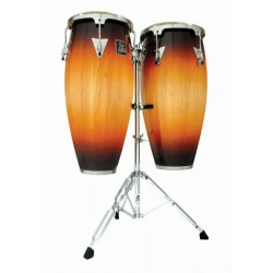 Latin Percussion Set Conga Aspire LPA646-VSB Vintage Sunburst