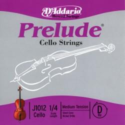 D'Addario Clásica J1012 Prelude - Re