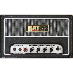 Blackheart BH-5 RAT Amps Modded
