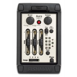 Fishman Onboard Aura Pro 3.2mm Wide