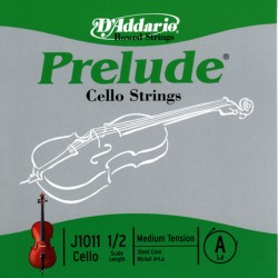 D'Addario Clásica J1011 Prelude - La