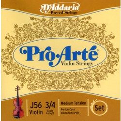D'Addario Clásica J56 Pro Arte 3/4 M