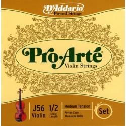 D'Addario Clásica J56 Pro Arte 1/2 M