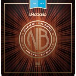D'Addario NB1253 Light [12-53]