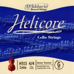 D'Addario Clásica H513 Helicore - Sol