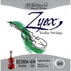 D'Addario Clásica DZ310A Zyex 4/4 LGT