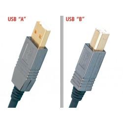 Proel USB2ABLU3