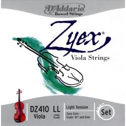 D'Addario Clásica DZ410 Zyex Escala Larga L