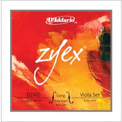 D'Addario Clásica DZ410 Zyex Escala Larga H