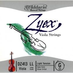 D'Addario Clásica DZ413 Zyex - Sol