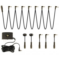 Visual Sound NW1-CP2-E Visual 1 SPOT Combo Pack