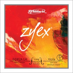 D'Addario Clásica DZ412ALH Zyex - Re